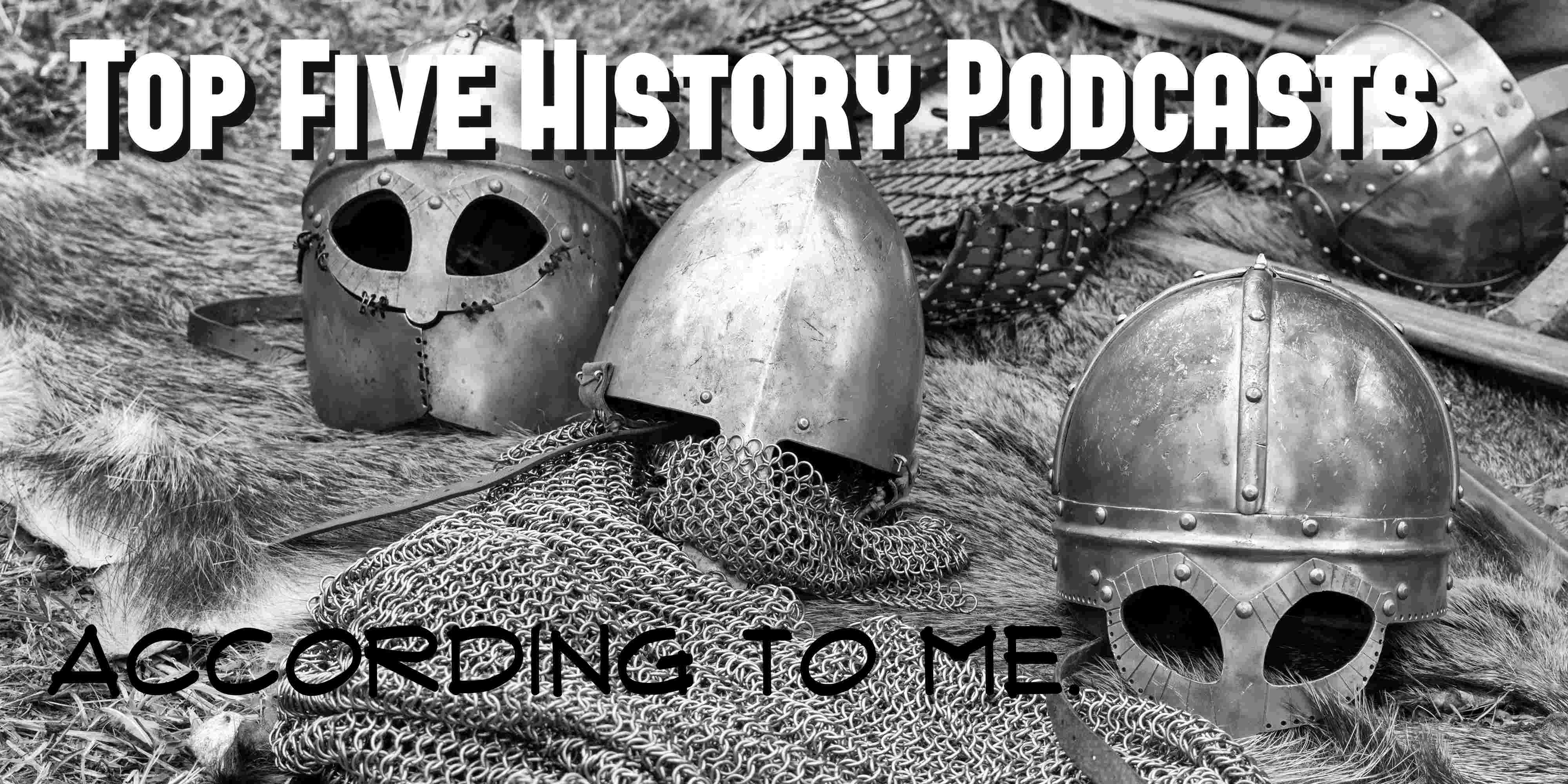 Promo History Podcast Top 5