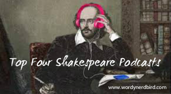 Promo WordyNerdBird Shakespeare Podcasts